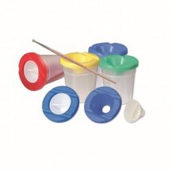Vas plastic pentru pictura