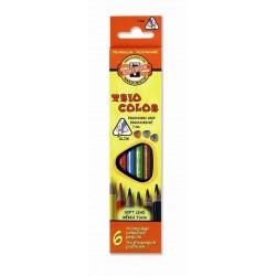 Seturi creioane color TRIOCOLOR