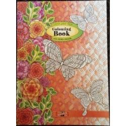 Carte colorat adulti A4 - versiune BASIC