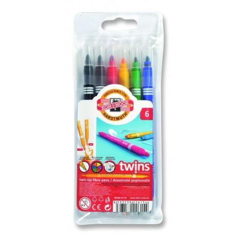 Seturi markere scolare (carioca) 2 CAPETE