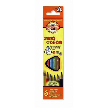 Seturi creioane color TRIOCOLOR OFERTA SPECIALA!