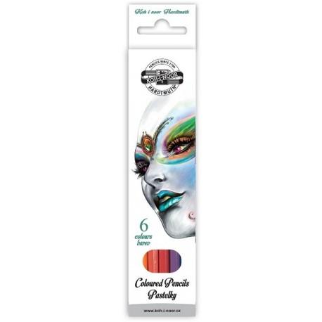 Seturi creioane color FANTASY