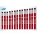 Set pensule ROTUNDE 1/138