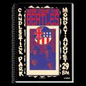 Caiet spira metal THE BEATLES 96 pagini