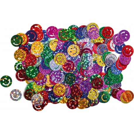 Set SMILEY 15mm 14g