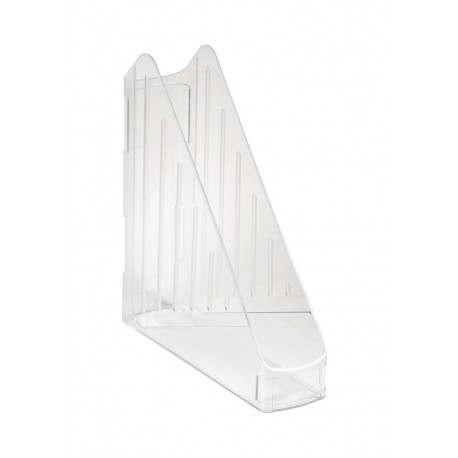 Suport vertical plastic transparent