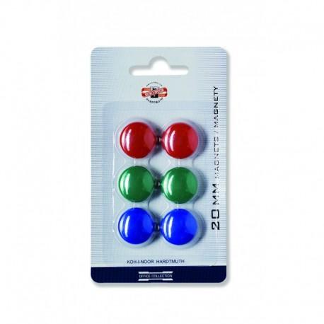 Magneti diverse culori