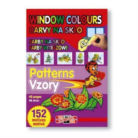 Seturi desene pentru culori sticla