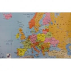 Mapa BIROU 68x44cm HARTA