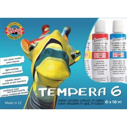 Set culori tempera