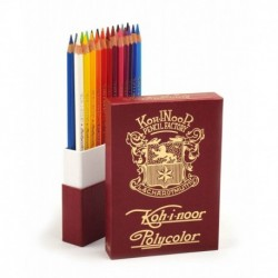 Seturi creioane color POLYCOLOR RETRO