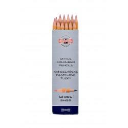 Creion bicolor ROSU-ALBASTRU
