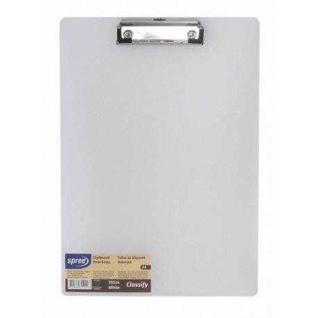 Clipboard A4 PP