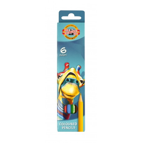 Seturi creioane color GIRAFA
