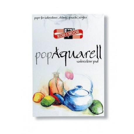 Bloc POP AQUARELL A4