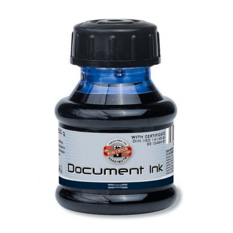 Cerneala neagra PERMANENTA 50ml