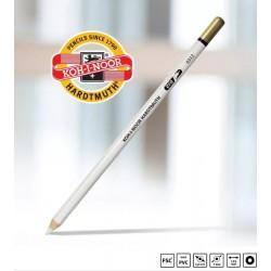 Guma de sters in creion