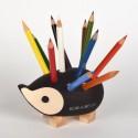 Suport creioane ARICI - MIC BLUE