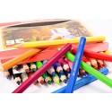 Seturi creioane color OMEGA JUMBO