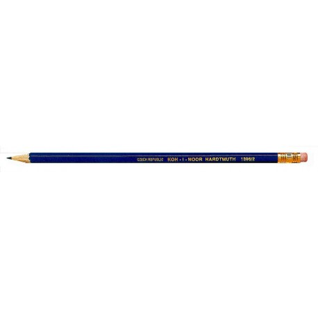 Creion grafit guma KOH-I-NOOR