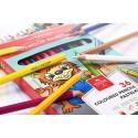 Seturi creioane color LEU