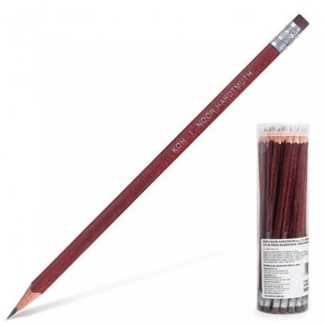 Creion grafit KOH-I-NOOR natur lacuit