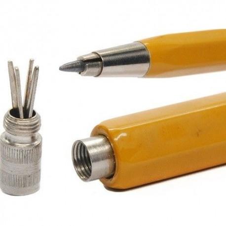 Creion mecanic metalic 2,5mm VERSATIL