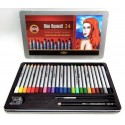 Seturi creioane Wax Aquarell