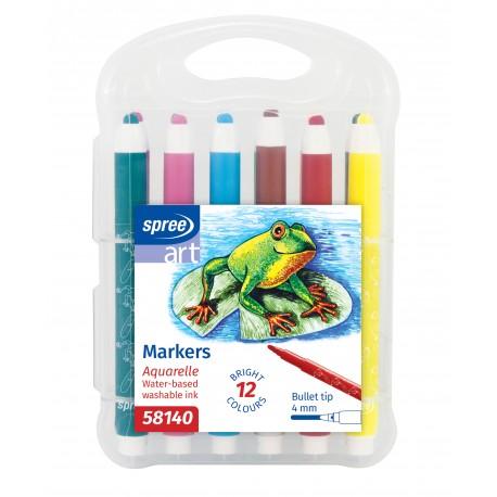 Set 12 culori carioca